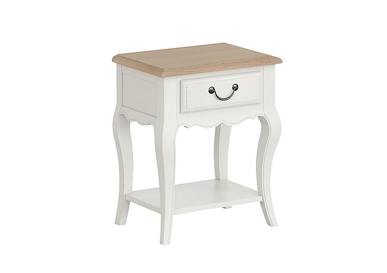 Daphne 1 Drawer Bedside Chest