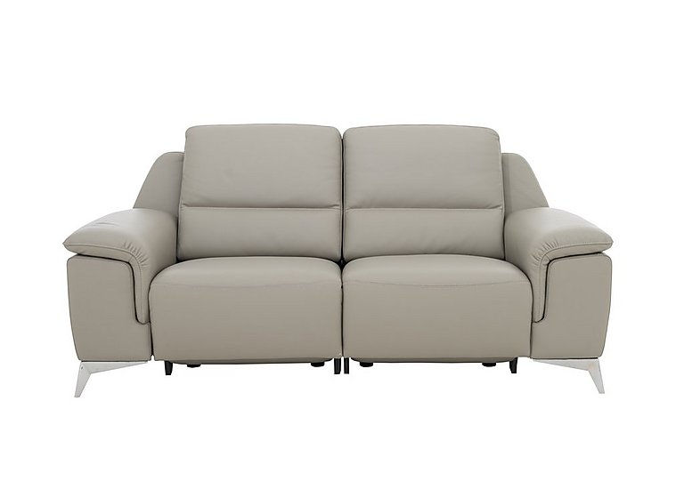 Vincitore 2.5 Seater Leather Power Recliner Sofa