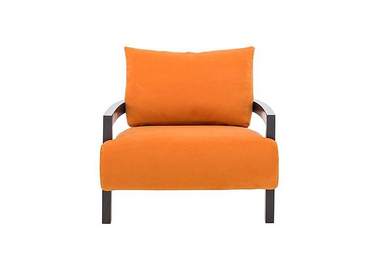 Novita Swing Fabric Armchair