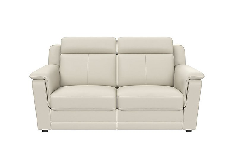 Lucano Leather Power Recliner 2.5 Seater Sofa with Power Headrests