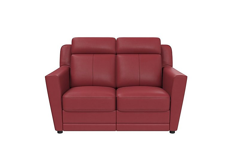 Lucano Leather Power Recliner 2 Seater Sofa with Power Headrests
