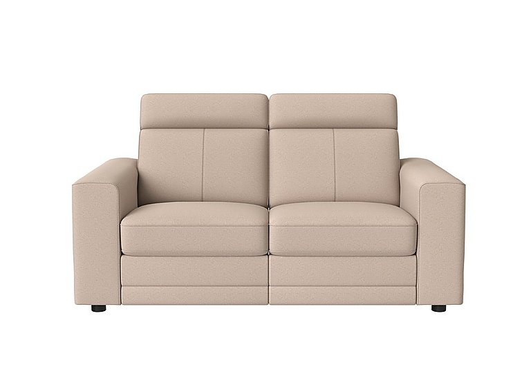 Movimento Highback Fabric Power Recliner 2.5 Seater Sofa with Power Headrests
