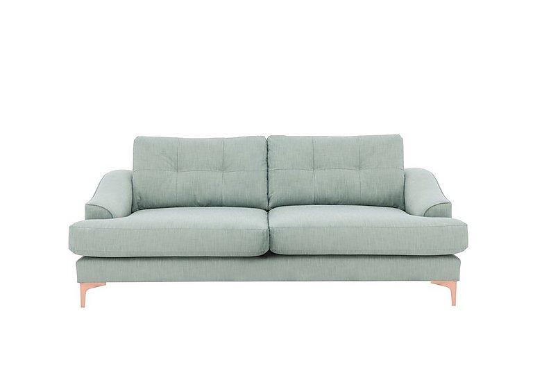 Genesis 2 Seater Fabric Sofa