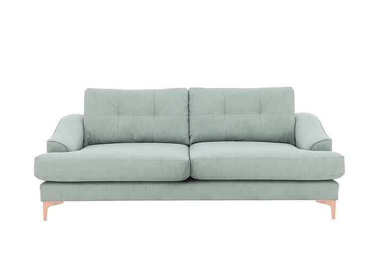 Genesis 3 Seater Fabric Sofa
