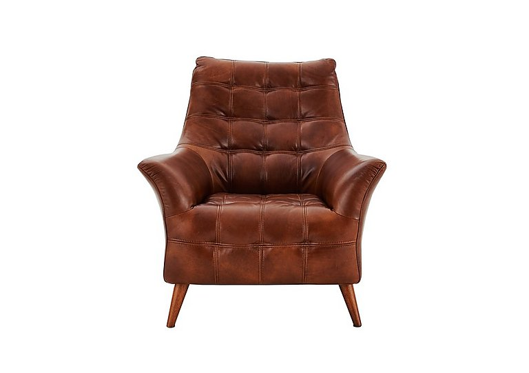 Chaser Leather Armchair - Only One Left!