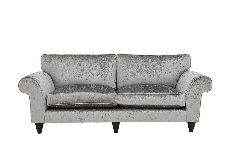 Wellington Glamour 3 Seater Classic Back Sofa