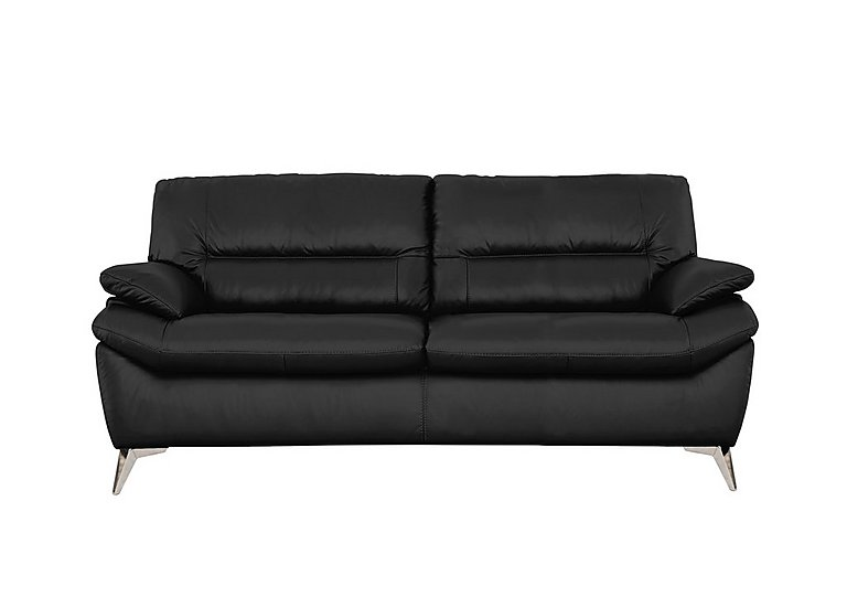 Ventura 3 Seater Leather Sofa