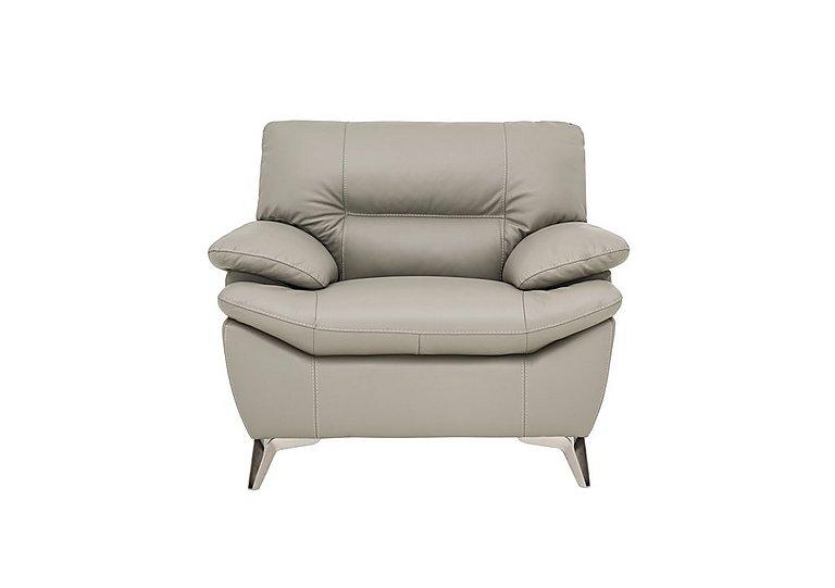 Ventura Leather Armchair