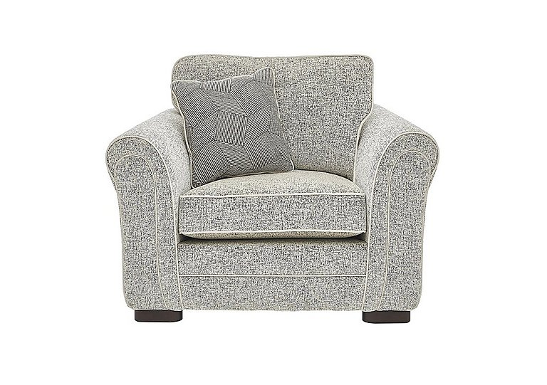 Devlin Fabric Armchair - Only One Left!
