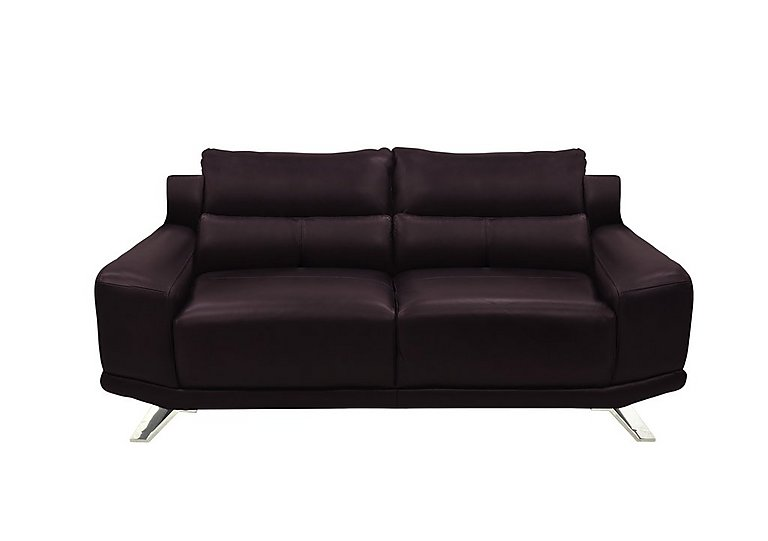 Seville 2 Seater Leather Sofa - Only One Left!