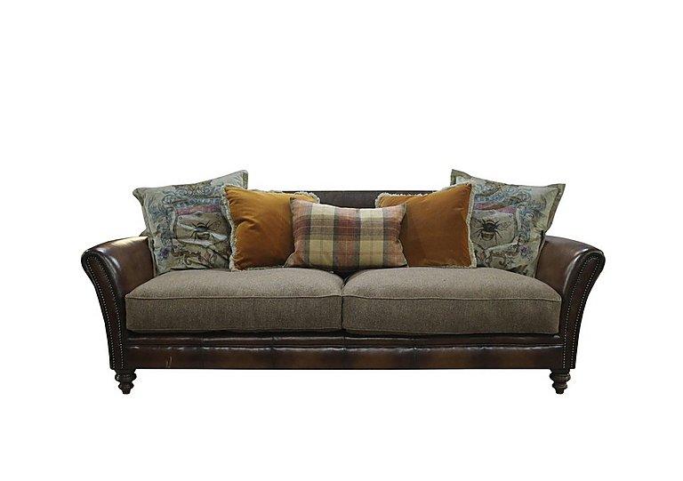 Juliette Midi Leather Sofa