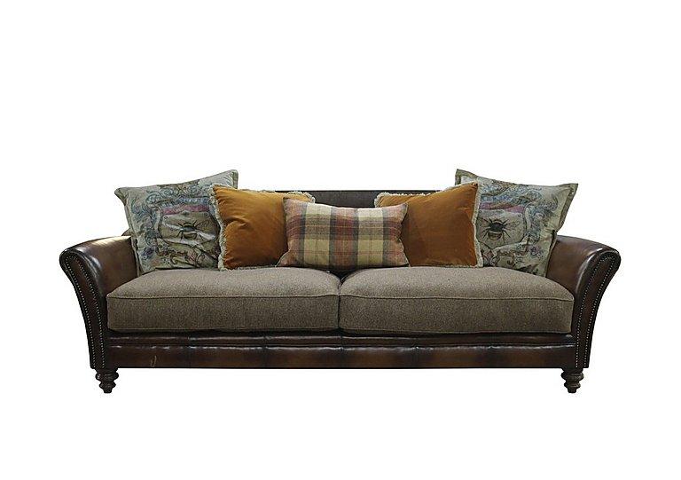 Juliette Grand Leather Sofa