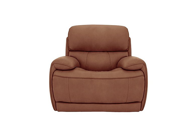 Relax Station Loco Fabric Power Rocker Chair with Power Headrest