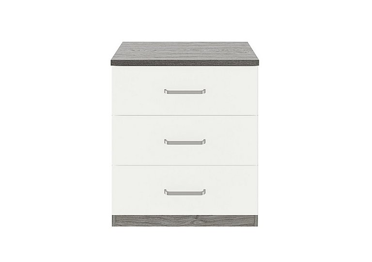 Stirling 3 Drawer Wide Chest