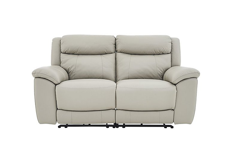 Bounce 2 Seater Leather Sofa - Only One Left!