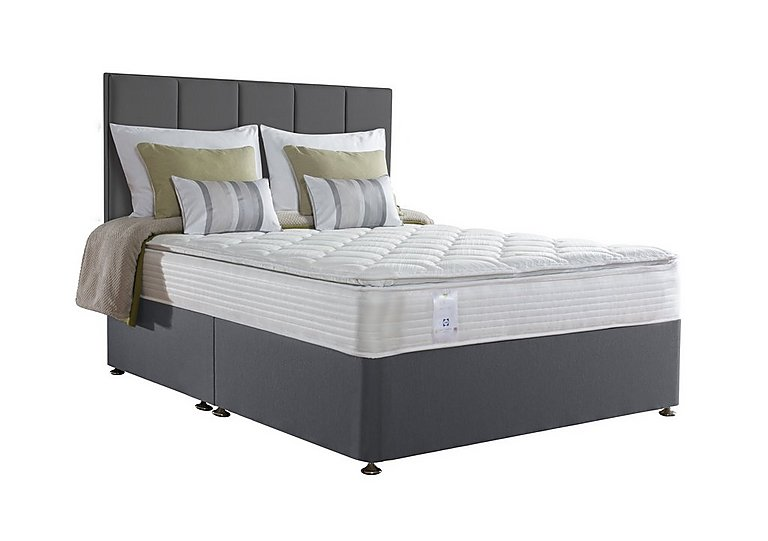 Sealy Activsleep Ortho Posture Pillowtop Divan Set for £1069