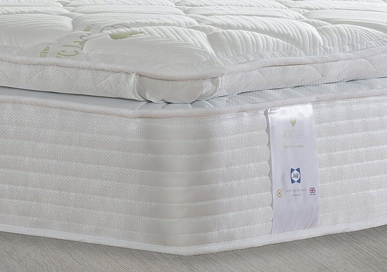 Activsleep Geltex Pocket Eurotop 2800 Mattress