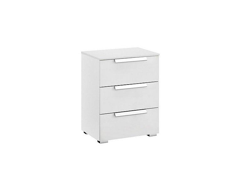 Adelaide 3 Drawer Bedside Cabinet