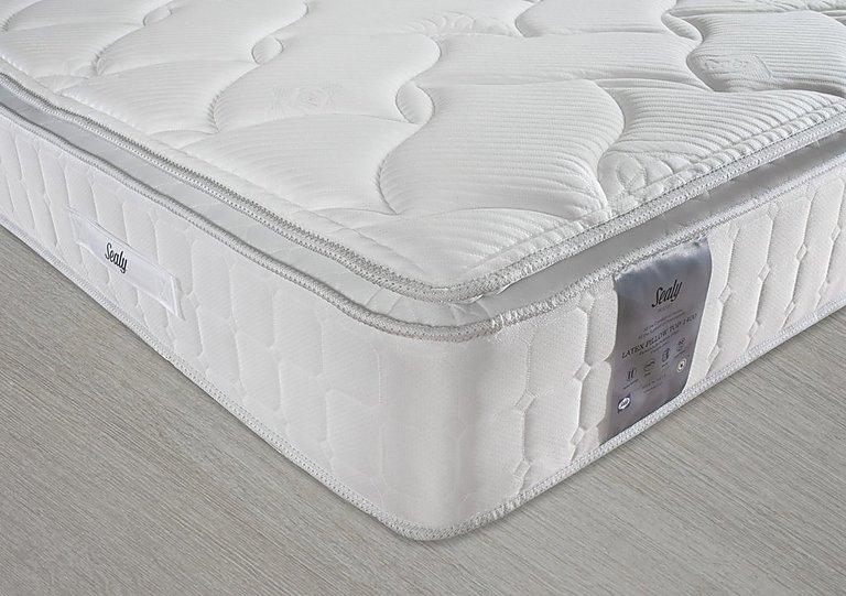 Latex Pillow Top 1400 Mattress