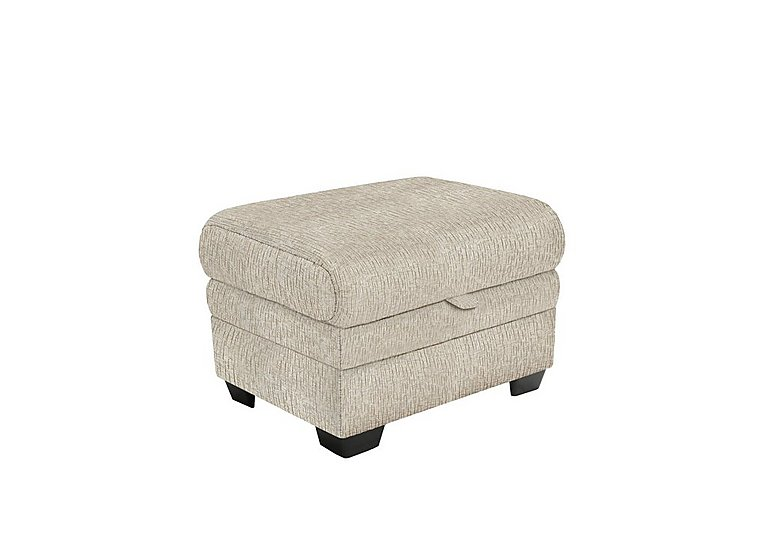 Albany Fabric Footstool - Only One Left!