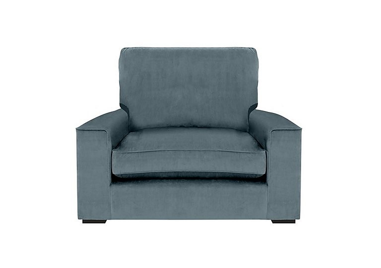 Image of 5th Avenue Fabric Armchair - Only One Left!