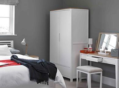 Furniture Village Birstall bedroom furniture, wardrobes & storage - furniture village