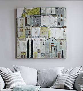 Furniture Village art