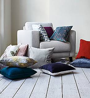 Furniture Village cushions