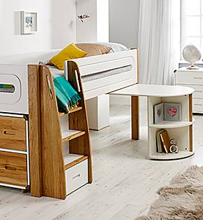 Bedroom furniture beds mattresses furniture village for Furniture village beds