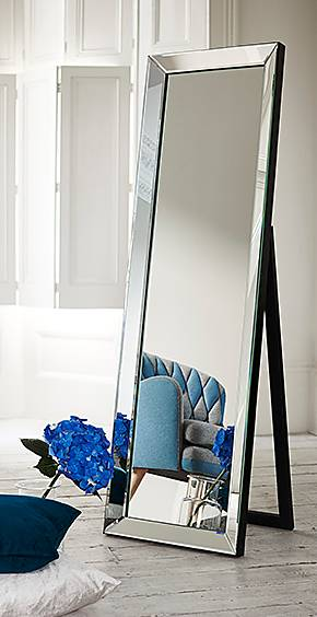 Furniture Village mirrors