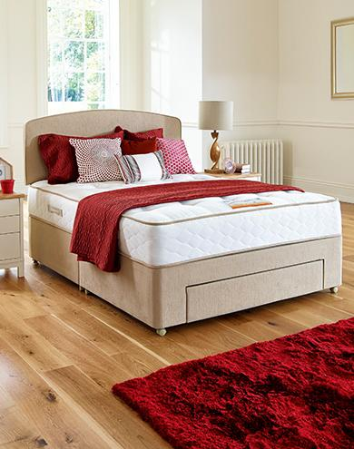 Sealy beds divans mattresses furniture village for Furniture village beds