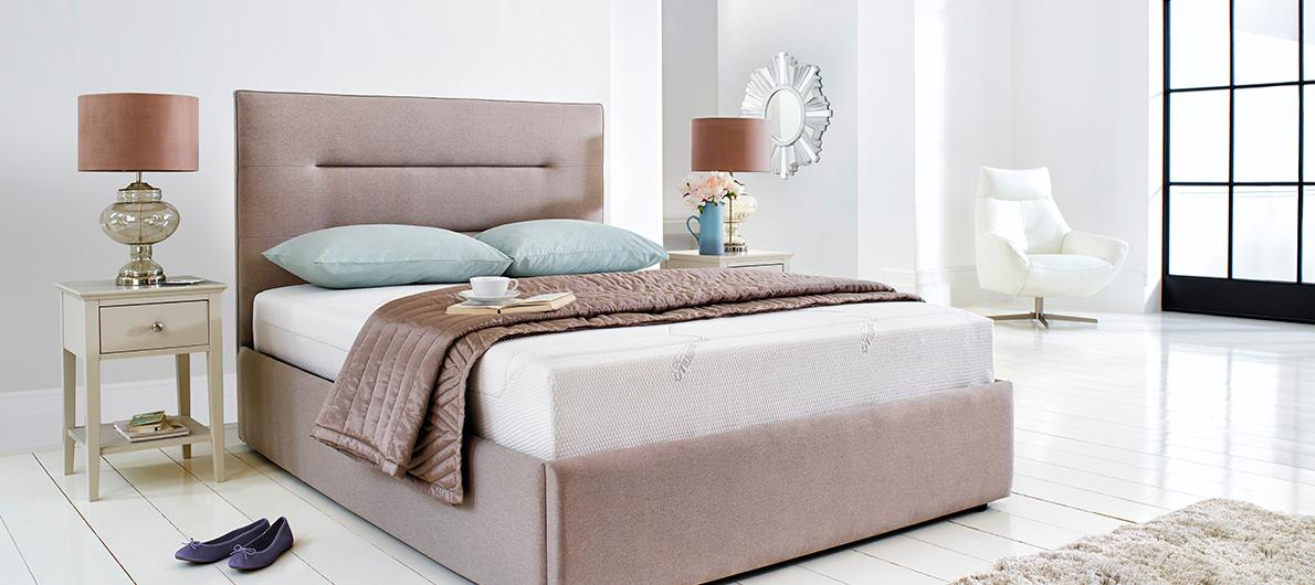 Furniture Village Guarantee tempur mattresses, pillows and beds - furniture village