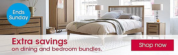 dining and bedroom bundles