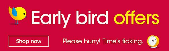 Early bird meal deals liverpool