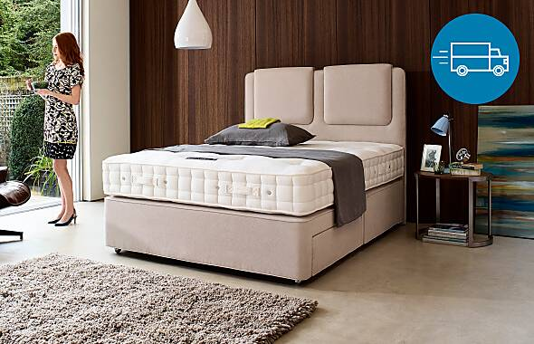 Furniture Village quick delivery beds