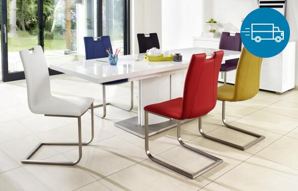 Furniture Village quick delivery dining