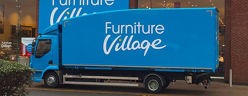 Premier Delivery Furniture Village