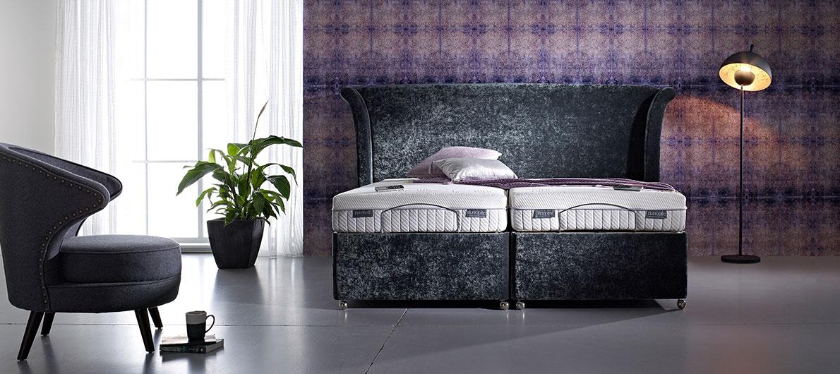 Furniture Village Guarantee dunlopillo mattresses, beds and divans - furniture village