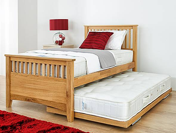 Guest beds mattresses and sofa beds furniture village for Furniture village beds