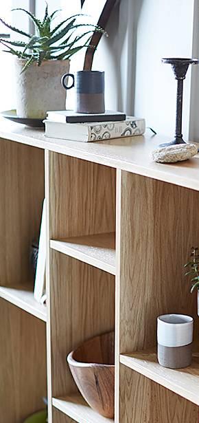 Furniture Village bookcases