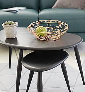 Furniture Village nest of tables