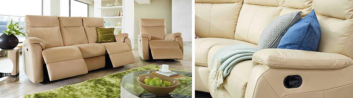 Jemima Seater Recliner Sofa Furniture Village