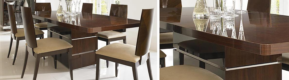 Furniture Village Dining Chairs rossini pair of capri dining chairs - alf - furniture village