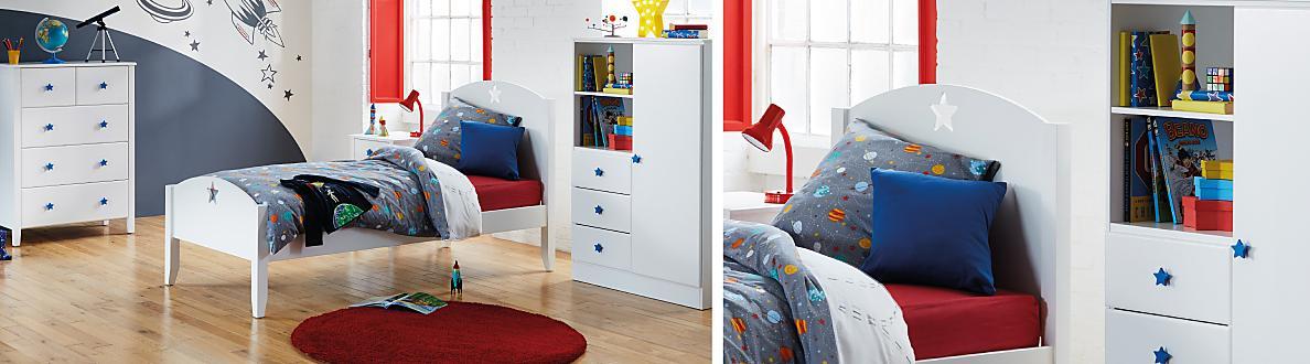 Supernova Bunk Bed Furniture Village