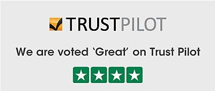 Trust Pilot - Voted Great