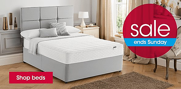 Furniture Village bed room sale