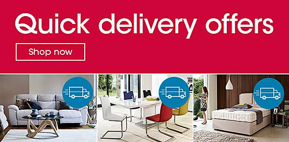 Furniture Village quick delivery