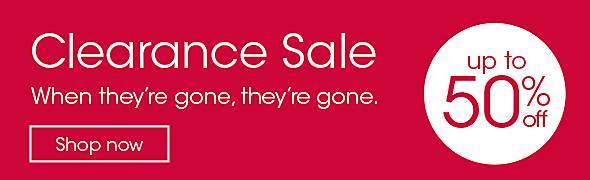 Furniture Village clearance
