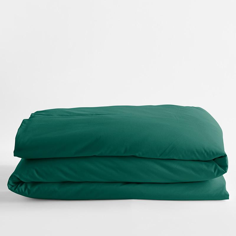 Company Cotton Wrinkle-Free Sateen Duvet Cover