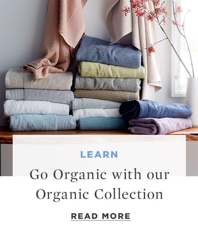 The Company Store | Organic Feature